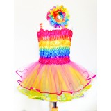 AM14011-RAINBOW DRESS UP SET
