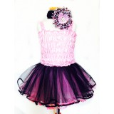 AM14012-BLACK BALLERINA DRESS UP SET