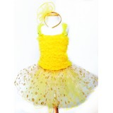 AM15008-GOLDEN DOT DRESS UP SET