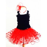 AM15009-RED DOT DRESS UP SET