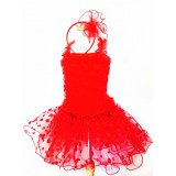 AM15010-RED DOTS DRESS UP SET