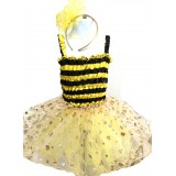 AM15015-GOLDEN BEE DRESS UP SET