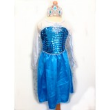 CTP451- SNOW QUEEN DRESS UP SET