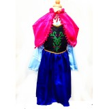 CTP452-PRINCESS ANNA INSPIRED  DRESS UP SET