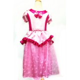CTP457-PINK PRINCESS COSTUME