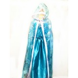 CTP600- SNOW QUEEN HOOD CAPE