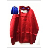 CTP606RDBL-PARTY SUPER HERO  3PCS CAPE SET
