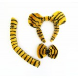 CTR051-1 Yellow Tiger Animal Dress Up Set