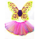 CTU13100GD-TEEN'S MARDI GAR DRESS UP SET