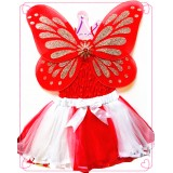 CTU2036-XMAS FAIRY DRESS UP SET