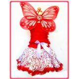 CTU2964-XMAS CANDY-CANE  DRESS UP SET