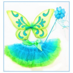 CTU8425-BLUE FAIRY SET