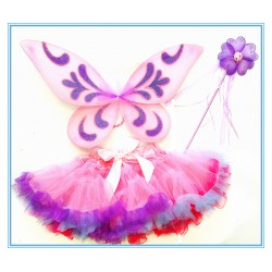 CTU8425-PK  PINK FAIRY SET