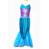 CTP453- LITTLE MERMAID COSTUME