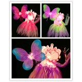 CTP308-1 FLOWER FAIRY 4 PCS SET