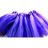 OD2020PP-Tween's Two Tone Purple Tutu