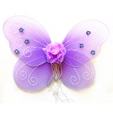 "NL2367-14""PURPLE BABY WING"