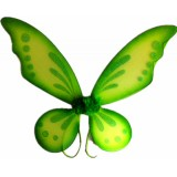 NL2613-GREEN PIXIE WING