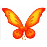 NL2614-ORANGE PIXIE WING