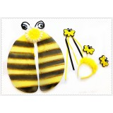 TZ0024-YELLOW BEE WING SET