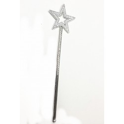 WD18 -SILVER STAR WAND