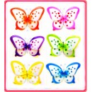 "B21002XL-20"" POLKA DOT  BUTTERFLY"
