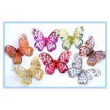 "B9162-8"" BUTTERFLY CLIP/ WIRE"