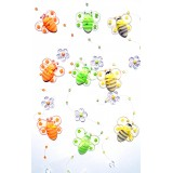 BBS21028-BUMBLE BEE HANGING DECOR