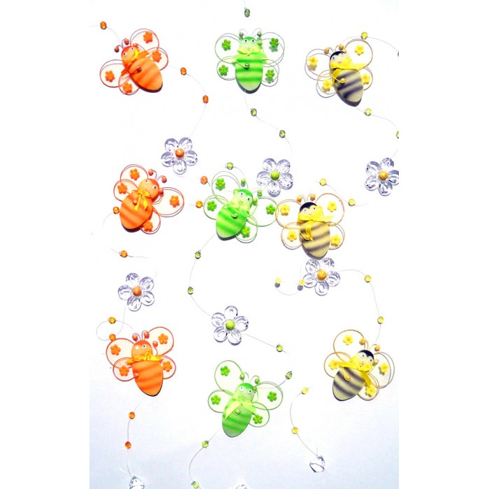 Bbs21028 bumble bee hanging decor for Bumble bee mural
