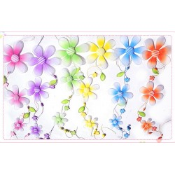 FS3786-FLOWER HANGING DECOR