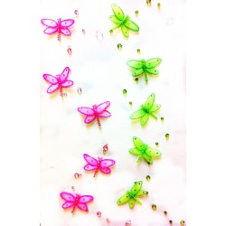 DS28029-DRAGONFLY HANGING DECOR