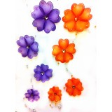 FS28013-FLOWER HANGING DECOR