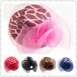 CTR025-ANIMAL PRINT MINI HAT CLIP