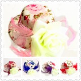 CTR029 FLOWER MINI HAT CLIP