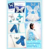 Snow Fairy & Princess